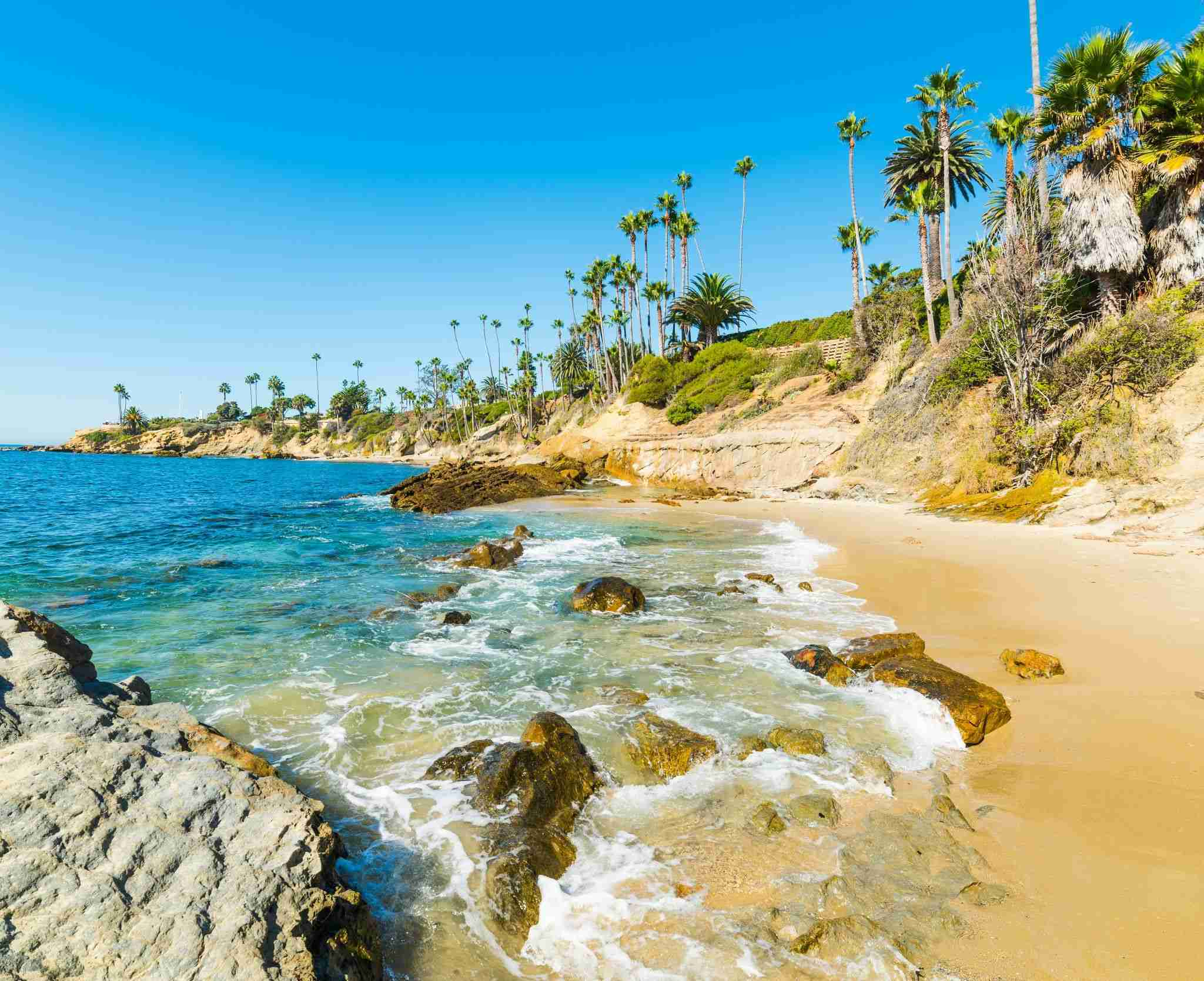 Best Beaches In Laguna Beach
